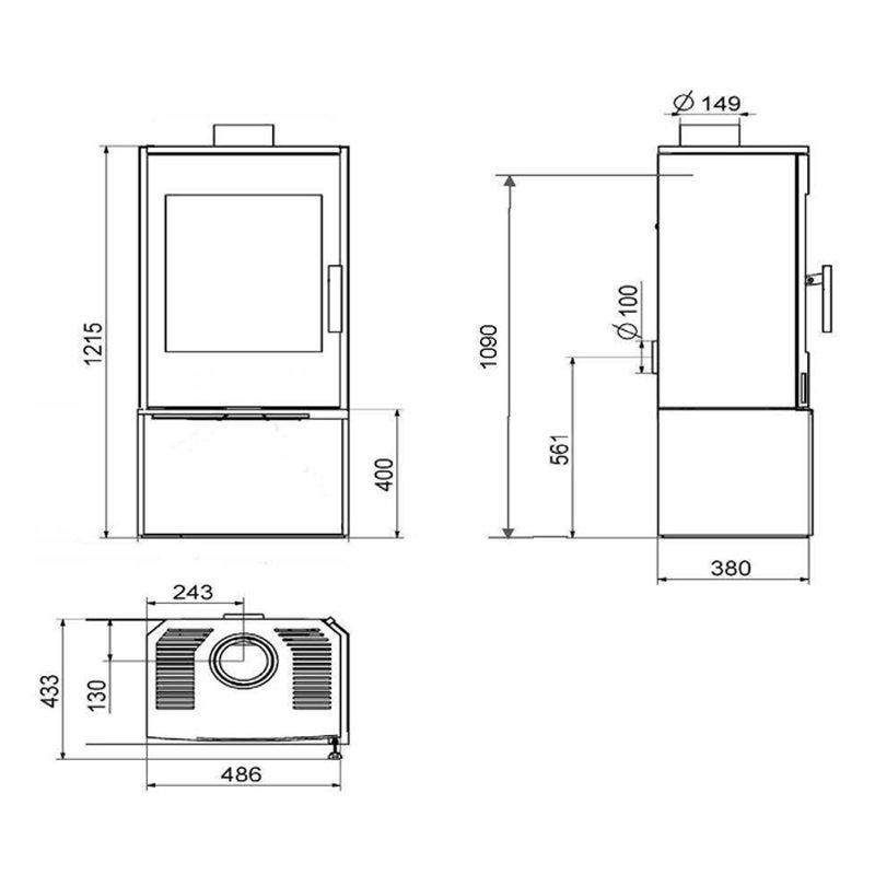 kamin fen haas sohn haas und sohn kaminofen gastein easy. Black Bedroom Furniture Sets. Home Design Ideas