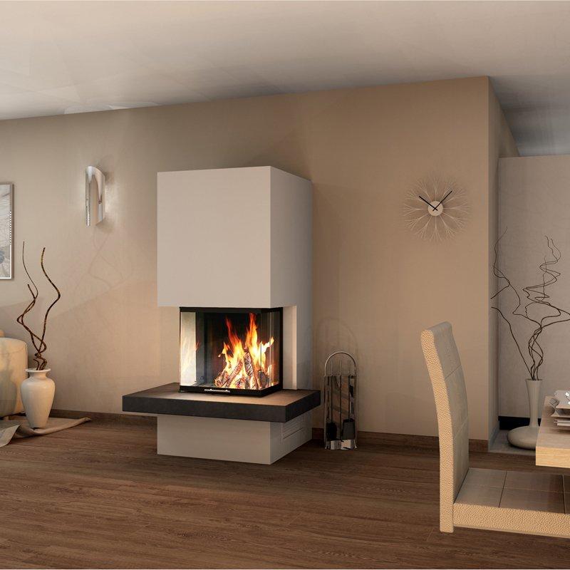 kaminbausatz spartherm heizeinsatz arte 3rl 60h. Black Bedroom Furniture Sets. Home Design Ideas