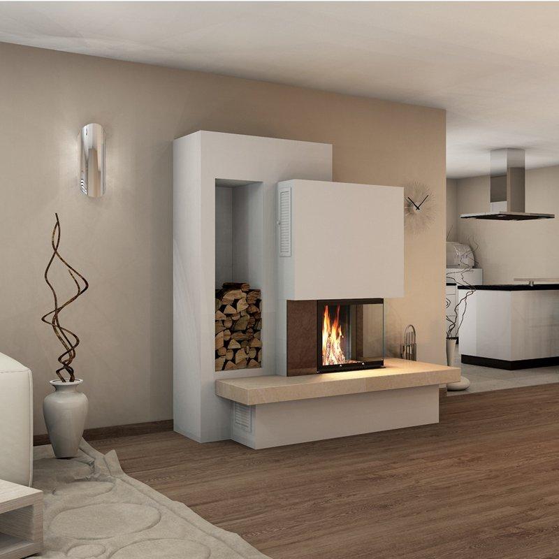 kaminbausatz spartherm varia 2r 55 4s brennzelle. Black Bedroom Furniture Sets. Home Design Ideas