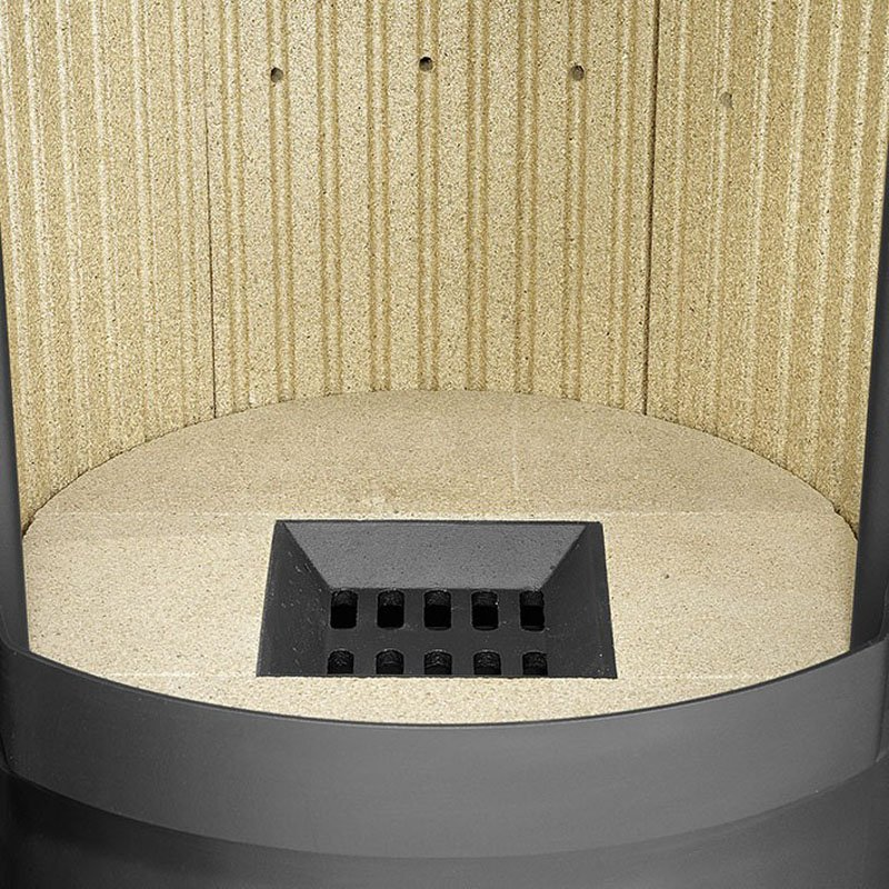 kaminofen justus faro w rme plus. Black Bedroom Furniture Sets. Home Design Ideas