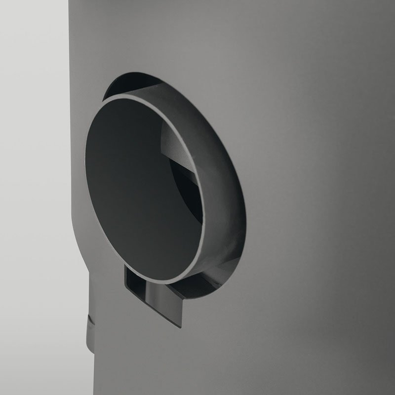 kaminofen justus mino mit abdeckplatte. Black Bedroom Furniture Sets. Home Design Ideas