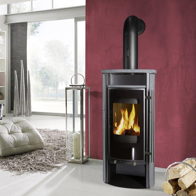 kaminofen koppe caron 5 eco sky vista raumluftunabh ngig. Black Bedroom Furniture Sets. Home Design Ideas