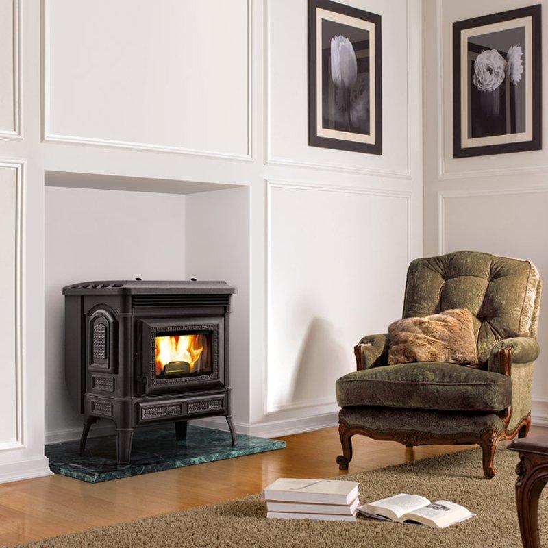 la nordica pelletofen teodora. Black Bedroom Furniture Sets. Home Design Ideas