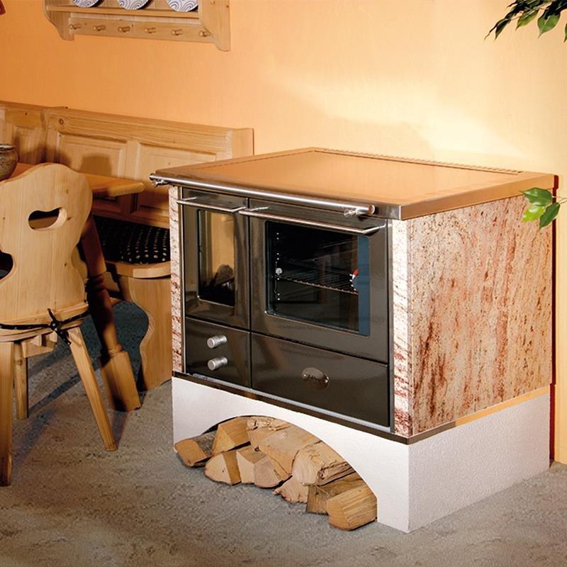 lohberger k chenherd beistellherd varioline lc 80 rustikal. Black Bedroom Furniture Sets. Home Design Ideas