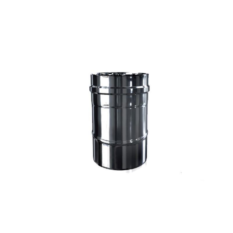 luft abgas system konzentrisch l ngenelement 250 mm. Black Bedroom Furniture Sets. Home Design Ideas