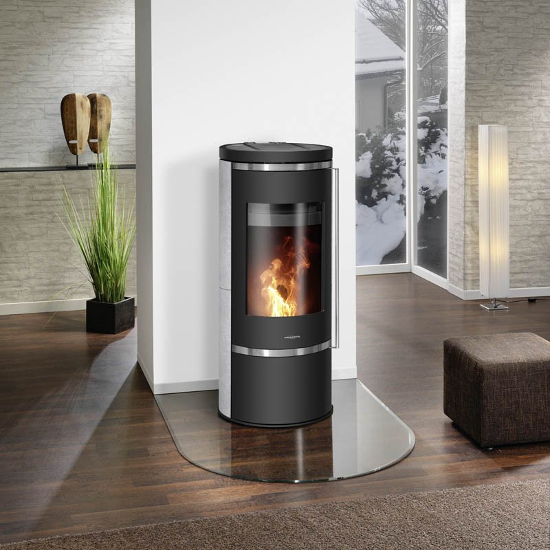 oranier wasserf hrender kaminofen carus pellet aqua. Black Bedroom Furniture Sets. Home Design Ideas
