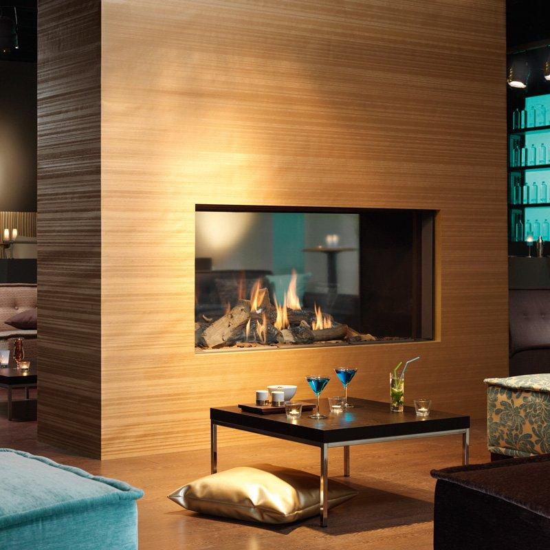 spartherm dru gaskamin cosmo tunnel rch. Black Bedroom Furniture Sets. Home Design Ideas