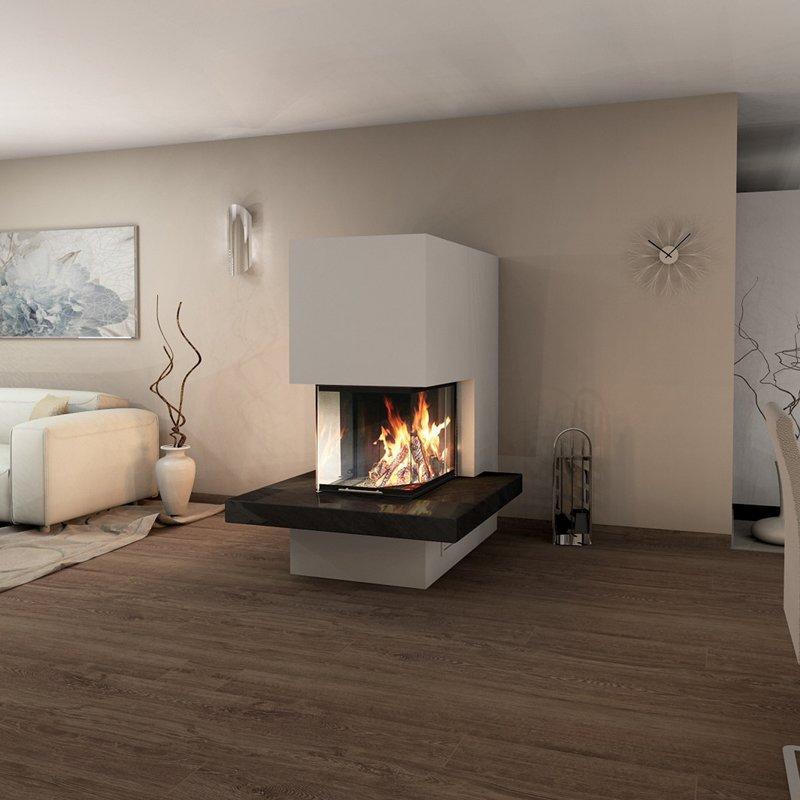 spartherm heizeinsatz arte u 70h kaminbausatz. Black Bedroom Furniture Sets. Home Design Ideas