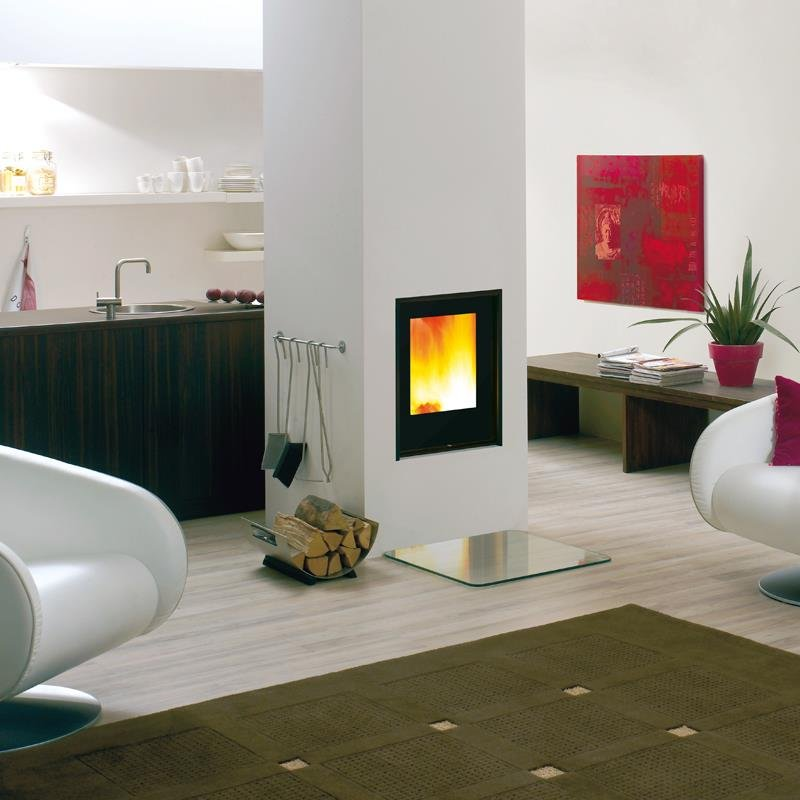 spartherm kamin heizeinsatz arte f fd 4s tunnel. Black Bedroom Furniture Sets. Home Design Ideas