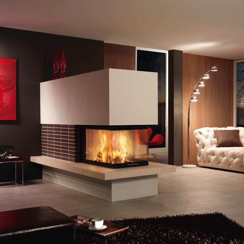 spartherm kamineinsatz arte u 90h 4s u form. Black Bedroom Furniture Sets. Home Design Ideas