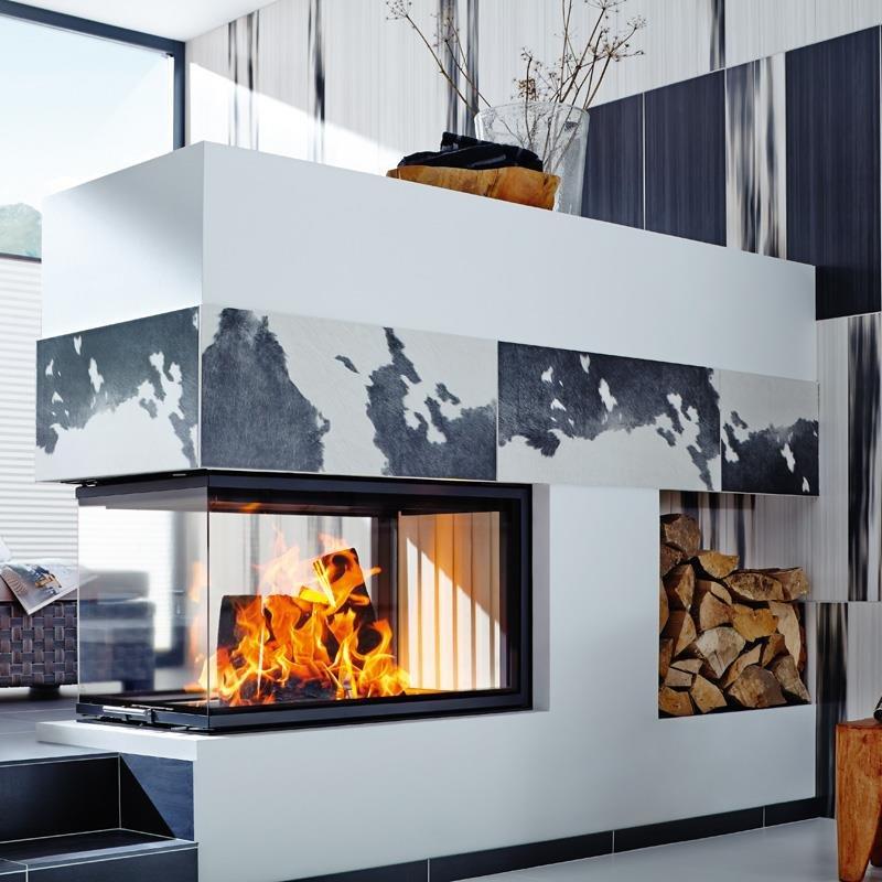 spartherm kamineinsatz arte u 90h 4s u form. Black Bedroom Furniture Sets. Home Design Ideas