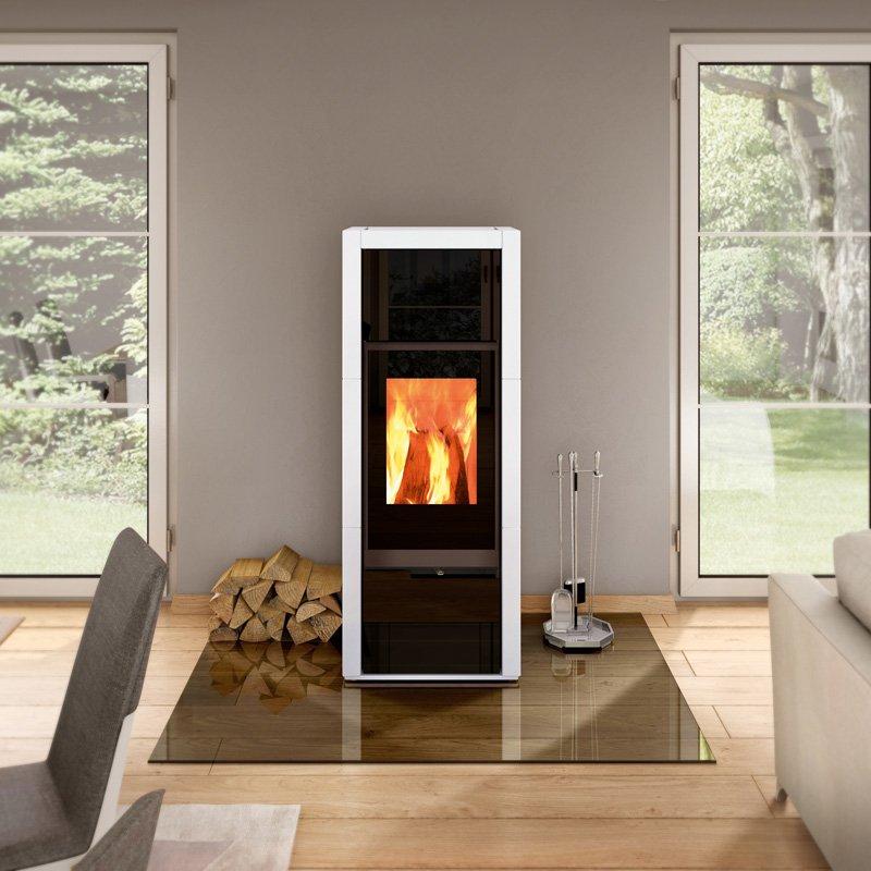 spartherm kaminofen ambiente a6. Black Bedroom Furniture Sets. Home Design Ideas