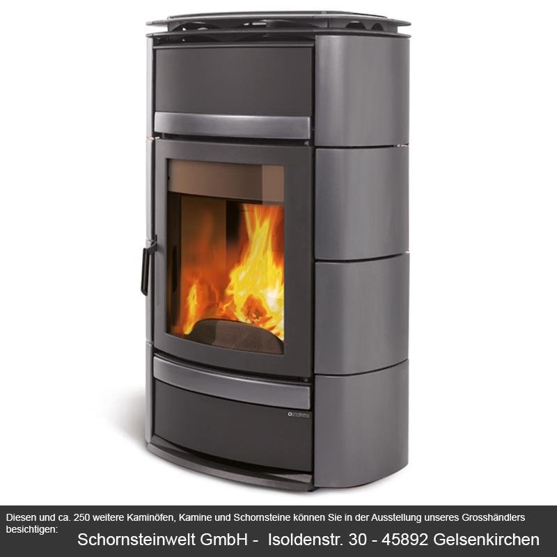 wasserf hrender kaminofen la nordica norma. Black Bedroom Furniture Sets. Home Design Ideas