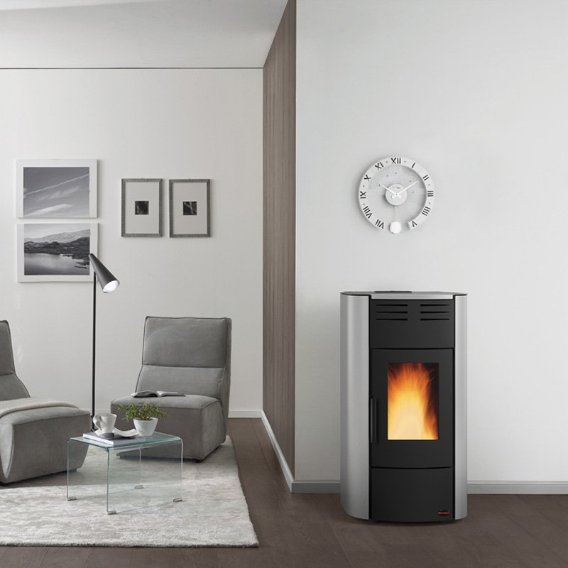 pelletofen wasserf hrend la nordica raffaella idro 2 0. Black Bedroom Furniture Sets. Home Design Ideas