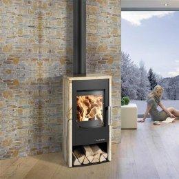 edilkamin pelletofen blade naturstein 12 kw. Black Bedroom Furniture Sets. Home Design Ideas