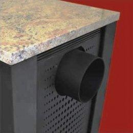 kaminofen koppe malou raumluftunabh ngig. Black Bedroom Furniture Sets. Home Design Ideas