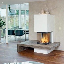spartherm heizeinsatz kamineinsatz brennzelle u form. Black Bedroom Furniture Sets. Home Design Ideas