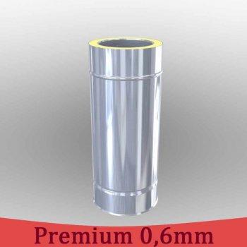 /Ø 130 mm Schornstein L/ängenelement 250 mm