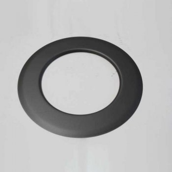 wandrosette f r edelstahlrohr doppelwandig senotherm gussgrau 288. Black Bedroom Furniture Sets. Home Design Ideas