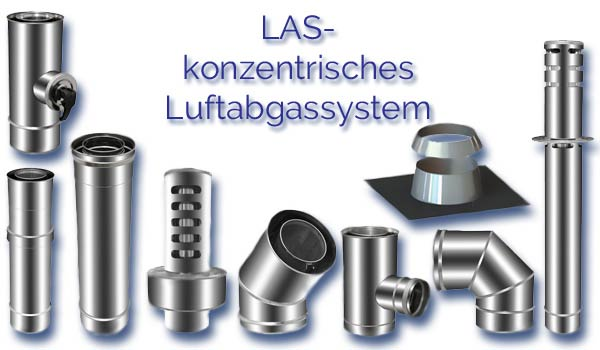 LAS Luft- Abgas- System