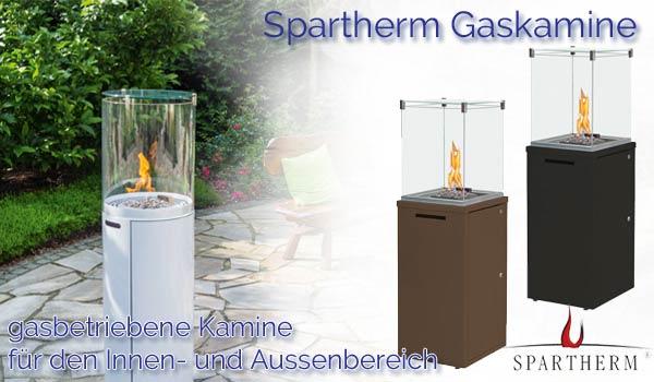 Spartherm Gas- Kaminofen und Heizeins�tze
