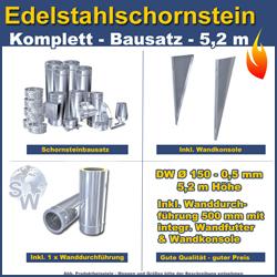 Sonderkation von Schornsteinwelt - Komplettbausatz 499,00